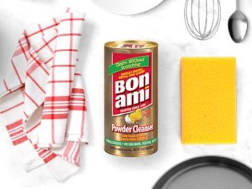 Bon Ami Spring Cleaning Giveaway Sweepstakes (Facebook)