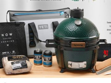 On The Go Grilling Giveaway Sweepstakes