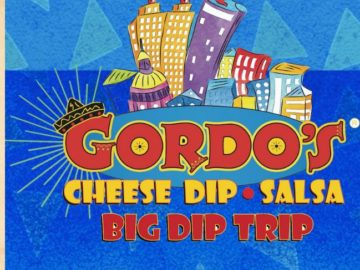 Gordo's Dips Big Dip Trip Sweepstakes