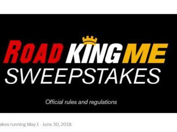 Win $2,500 in RoadPro Reward Points