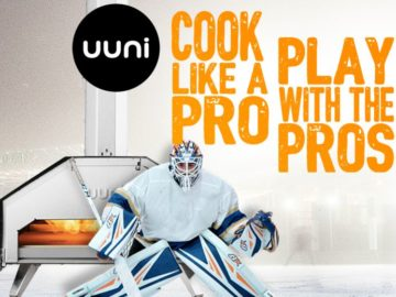 Uuni Las Vegas Awards Fire and Ice Contest