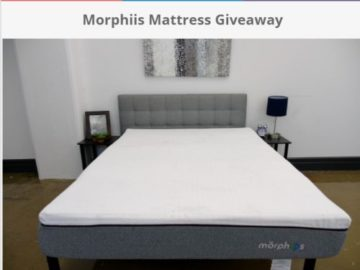 Win an Adjustable Morphiis Mattress