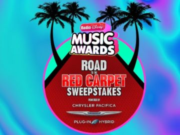 Radio Disney Music Awards Road to the Red Carpet Sweepstakes