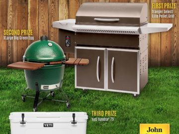 John Soules Foods Father's Day Giveaway Sweepstakes (Facebook)