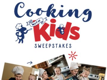 Stonyfield Cooking with Kids Sweepstakes