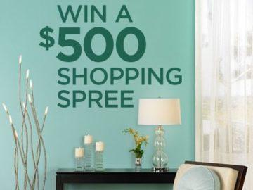 Win a $500 LampsPlus.com Shopping Spree