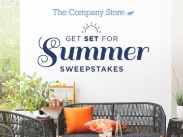 Get Set for Summer Sweepstakes