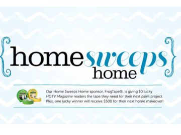 HGTV Magazine Home Sweeps Home Sweepstakes