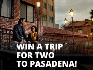 Discover Pasadena Sweepstakes
