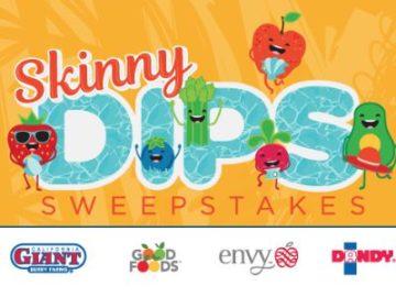 Envy Apples Skinny Dips Sweepstakes