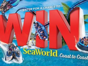 Coca-Cola and SeaWorld at Regal Cinemas Sweepstakes and Instant Win Game
