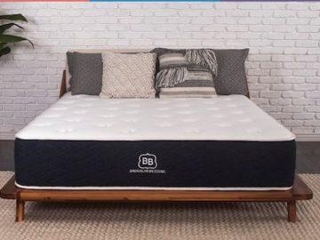 Win a Brooklyn Bedding Signature Hybrid Mattress