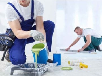Bob Vila's $3,000 Paint Your Interior Giveaway with Hyde Tools Sweepstakes
