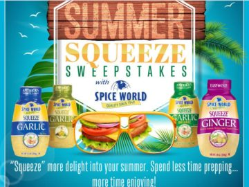 Spice World Summer Squeeze Sweepstakes