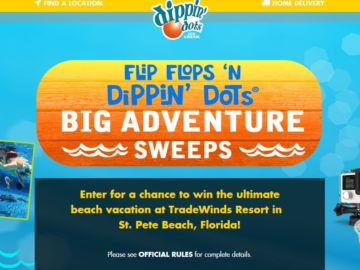 Big sweeps sweepstakes