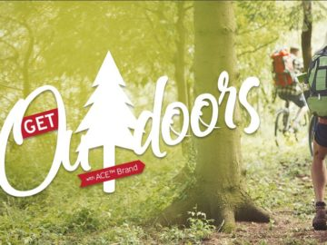 3M Get Outdoors with ACE Sweepstakes