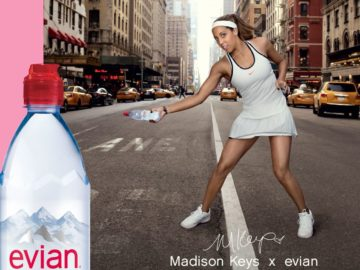 Evian US Open Tennis Sweepstakes