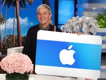 Win a $250 Apple Gift Card!