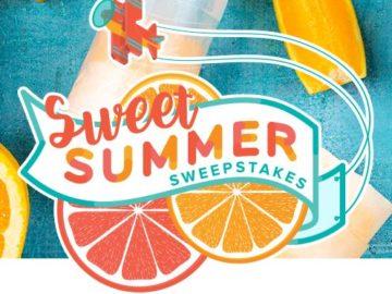 Sweet Summer Sweepstakes