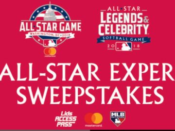 MLB All-Star Experience Sweepstakes