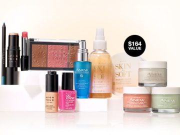 AVON Glow for Summer Sweepstakes