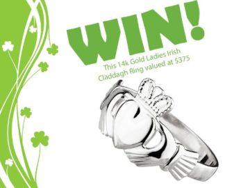 Irish Luck Contest