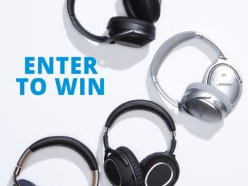Crutchfield Bluetooth Noise-Cancelling Headphone II Great Gear Sweepstakes
