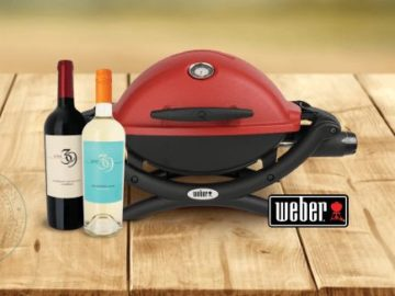 Line 39 BBQ Sweepstakes