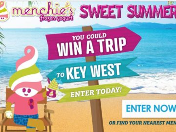 MENCHIES & Dole Soft Serve Sweet Summer Sweepstakes