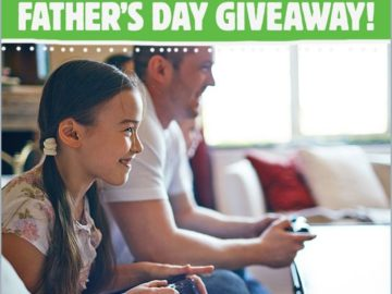 Farm Rich Father's Day Facebook Sweepstakes