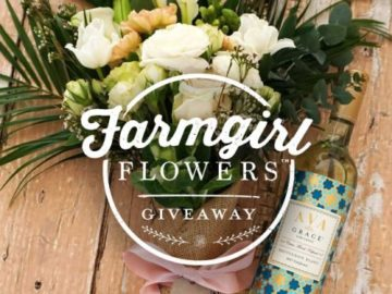 AVA Grace Vineyards Floral Sweepstakes