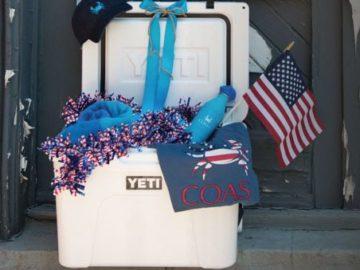 Win a $500 Coast YETI Prize Pack