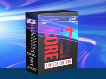 Intel 8th Gen Limited Edition Processor Sweepstakes - 1 Day Only