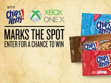 Food Lion CHIPS AHOY! X-Box Sweepstakes (Limited States)
