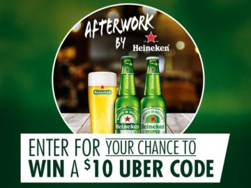 Heineken Afterwork Sweepstakes