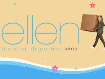 Win a $500 Ellen Shop Gift Card!