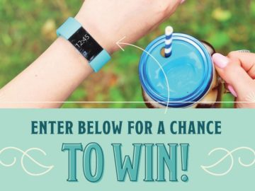 Southern Breeze Sweet Tea Fitness Tracker Giveaway