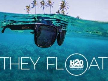 Win a pair of Dragon Floatable Sunglasses!