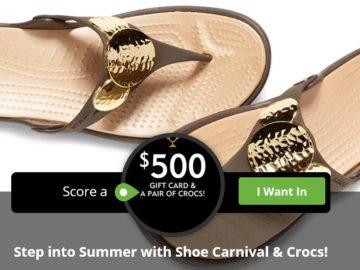 Shoe Carnival Sweepstakes