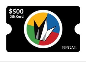 Regal Cinemas Sweepstakes