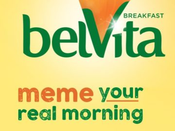 "belVita ""Breakfast For Your Morning"" Meme Sweepstakes"