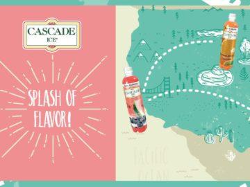 Cascade Ice Splash of Flavor Sweepstakes