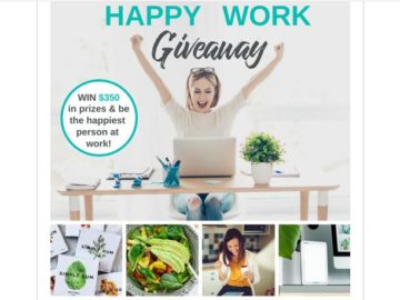 Verilux Happy Work Sweepstakes