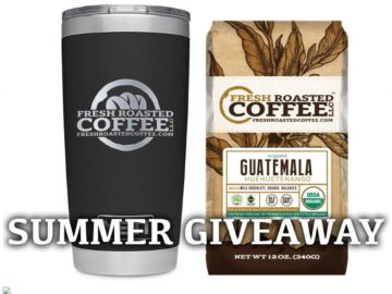 Fresh Roasted Coffee Summer Sweepstakes