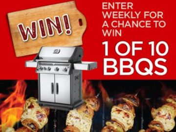 The Little Potato Company Add a Little Sizzle to Your Summer Sweepstakes