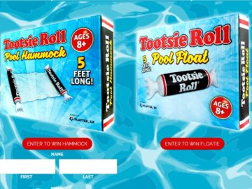 Tootsie Rollin' into Summer Sweepstakes