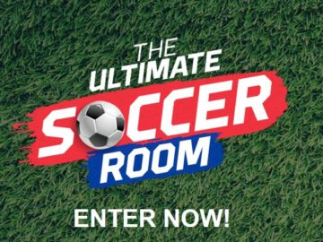 "Sherwin-Williams ""The Ultimate Soccer Room"" Sweepstakes"