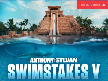 "Anthony & Sylvan ""Swimstakes"" Sweepstakes"