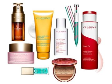 Clarins Kickoff to Summer Sweepstakes