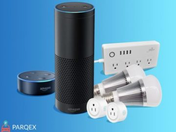 Parqex Amazon Alexa Smart Home Sweepstakes